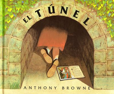 El túnel. Anthony Browne